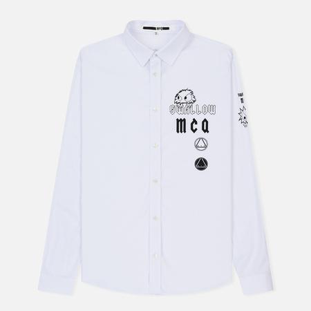 Мужская рубашка McQ Alexander McQueen Sheehan 20 McQ Spons Optic White