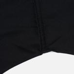 Мужская рубашка MKI Miyuki-Zoku Coded Oxford Black фото- 4