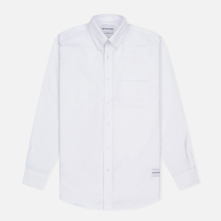 MKI Miyuki-Zoku Coded Men's Shirt Oxford White