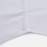 Мужская рубашка MKI Miyuki-Zoku Coded Oxford White фото- 3