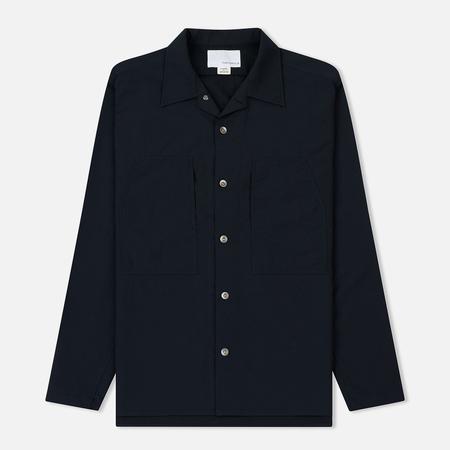 Мужская рубашка Nanamica Alphadry Jacket Navy