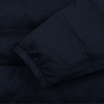 Мужская толстовка Nanamica Button Down Pull Over Navy фото- 2