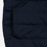 Мужская толстовка Nanamica Button Down Pull Over Navy фото- 4