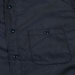 Мужская рубашка Nanamica Insulation Wind Navy фото- 3