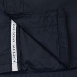 Мужская рубашка Nanamica Insulation Wind Navy фото- 4