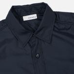 Мужская рубашка Nanamica Insulation Wind Navy фото- 1