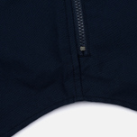 Мужская рубашка Nanamica Military Pullover Navy фото- 4