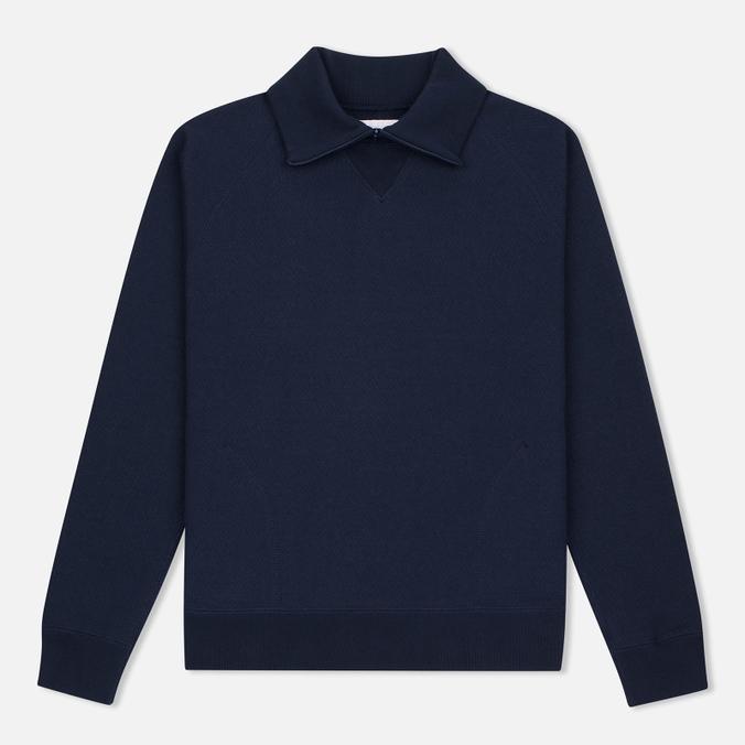 Мужской свитер Nanamica Skipper Navy