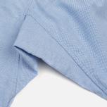 Мужская рубашка Nanamica Wind Button Down Pocket Whale Sax фото- 6
