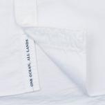 Мужская рубашка Nanamica Wind Button Down White фото- 4