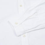 Мужская рубашка Nanamica Wind Button Down White фото- 3