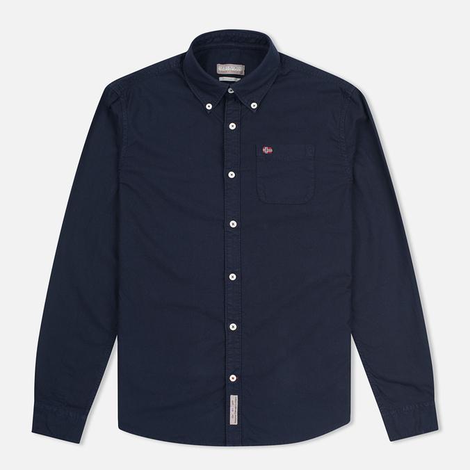Napapijri Gordon A Men's Shirt Navy