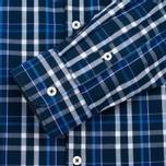 Мужская рубашка Napapijri Guji Check Blue фото- 4
