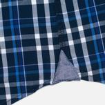 Мужская рубашка Napapijri Guji Check Blue фото- 5