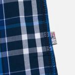 Мужская рубашка Napapijri Guji Check Blue фото- 6