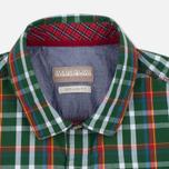 Мужская рубашка Napapijri Guji Check Green фото- 1