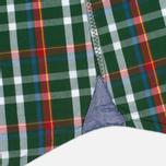 Мужская рубашка Napapijri Guji Check Green фото- 6