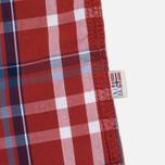 Мужская рубашка Napapijri Guji Check Red фото- 5