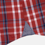 Мужская рубашка Napapijri Guji Check Red фото- 6