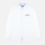Мужская рубашка Napapijri Gysele Bright White фото- 0