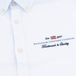 Мужская рубашка Napapijri Gysele Bright White фото- 2