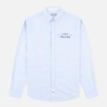 Мужская рубашка Napapijri Gysele Blue фото- 0