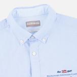 Мужская рубашка Napapijri Gysele Blue фото- 1