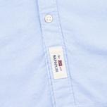 Мужская рубашка Napapijri Gysele Blue фото- 3