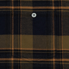 Мужская рубашка Norse Projects Anton Brushed Flannel Check Ivy Green фото- 2