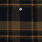 Мужская рубашка Norse Projects Anton Brushed Flannel Check Ivy Green фото - 2