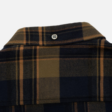 Мужская рубашка Norse Projects Anton Brushed Flannel Check Ivy Green фото- 4