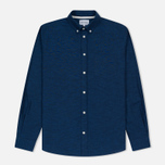 Мужская рубашка Norse Projects Anton Chambray Boundary Blue фото- 0