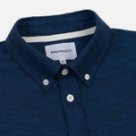 Мужская рубашка Norse Projects Anton Chambray Boundary Blue фото- 1