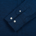 Мужская рубашка Norse Projects Anton Chambray Boundary Blue фото- 3