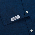 Мужская рубашка Norse Projects Anton Chambray Boundary Blue фото- 5