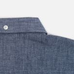Мужская рубашка Norse Projects Anton Chambray Indigo фото- 5
