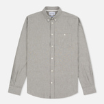 Мужская рубашка Norse Projects Anton Chambray Dryed Olive фото- 0