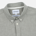 Мужская рубашка Norse Projects Anton Chambray Dryed Olive фото- 1