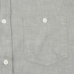 Мужская рубашка Norse Projects Anton Chambray Dryed Olive фото- 3