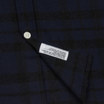 Мужская рубашка Norse Projects Anton Check Charcoal фото- 4