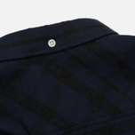 Мужская рубашка Norse Projects Anton Check Charcoal фото- 5