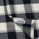 Мужская рубашка Norse Projects Anton Check Light Grey Melange фото- 4
