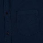 Norse Projects Anton Light Oxford LS Men's Shirt Dark Navy photo- 2