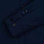 Norse Projects Anton Light Oxford LS Men's Shirt Dark Navy photo- 3