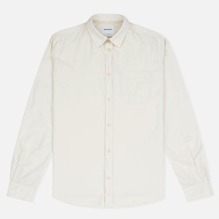 Norse Projects Anton Light Oxford LS Men's Shirt Ecru