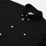 Norse Projects Anton Oxford Men's Shirt Black photo- 1