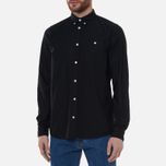 Norse Projects Anton Oxford Men's Shirt Black photo- 2