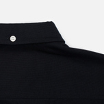 Norse Projects Anton Oxford Men's Shirt Black photo- 5