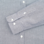 Norse Projects Anton Oxford Men's Shirt Grey photo- 4