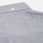 Мужская рубашка Norse Projects Anton Oxford Grey фото- 2